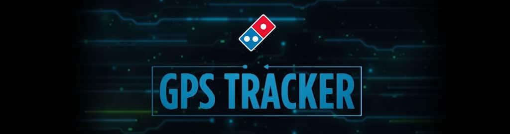 Gps Driver Tracker Driving Innovation Domino S Pizza