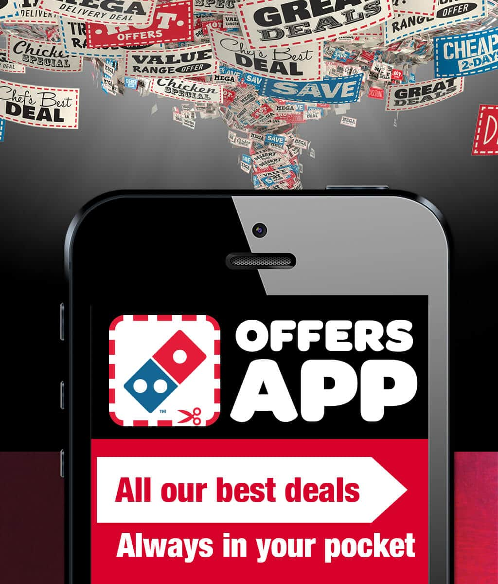 All our best deals. Always in your pocket
