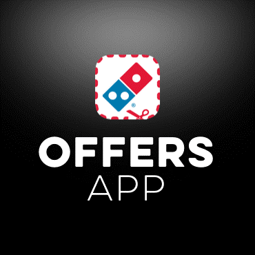 Inside Domino's - Offers App