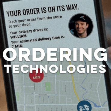 Inside Domino's - Ordering Technologies