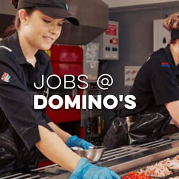 Jobs at Domino's